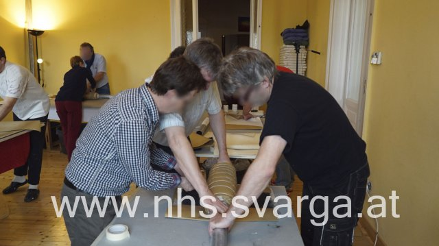 Naturharmoniestation Workshop wien